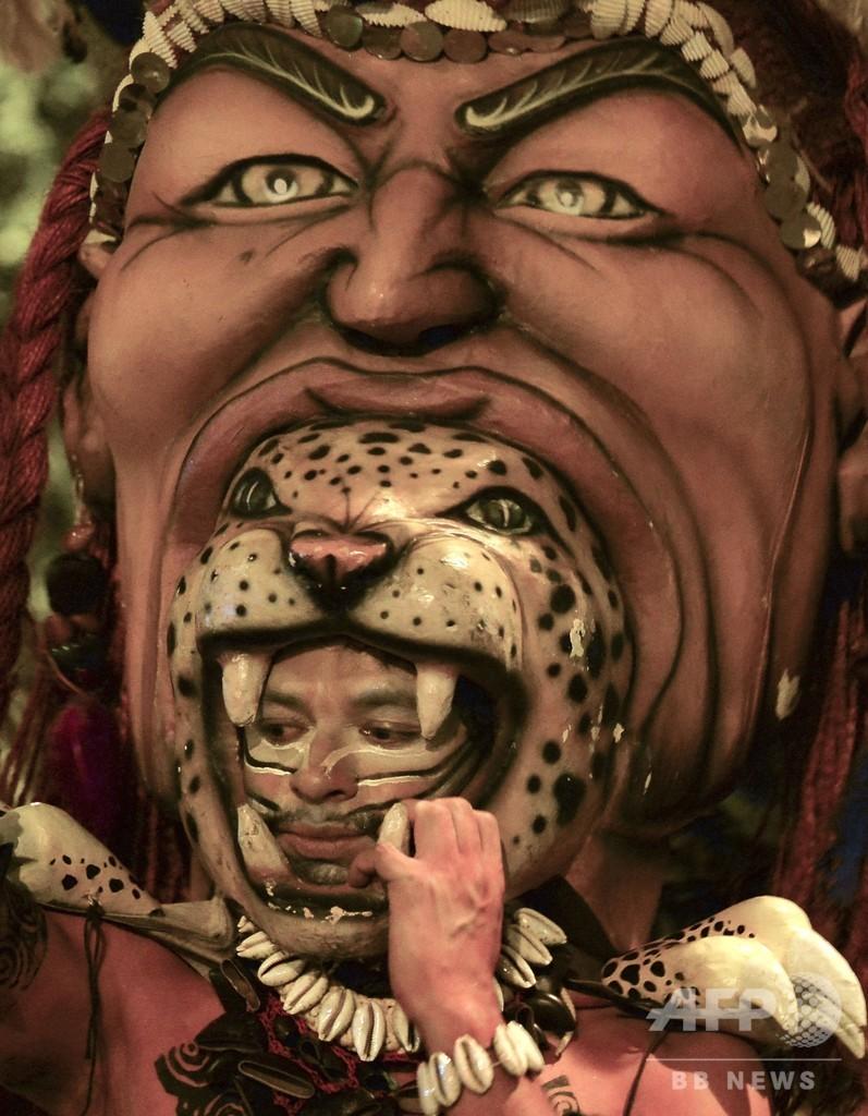 今日の1枚】こわもてばかり「神話と伝説」のキャラクター 写真6枚 国際 ...