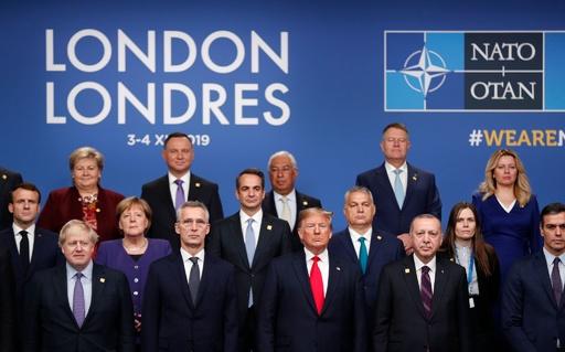 「脳死」のNATO、溝鮮明に 首脳会議、確執残し閉幕