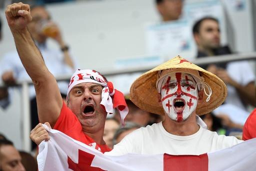 【写真特集】10月3日のラグビーW杯日本大会
