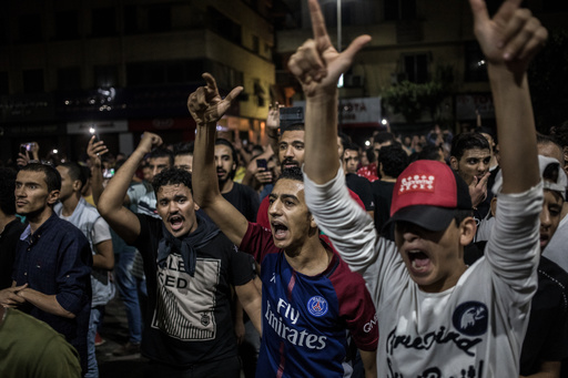 エジプト反政権デモ、身柄拘束1000人超 人権団体