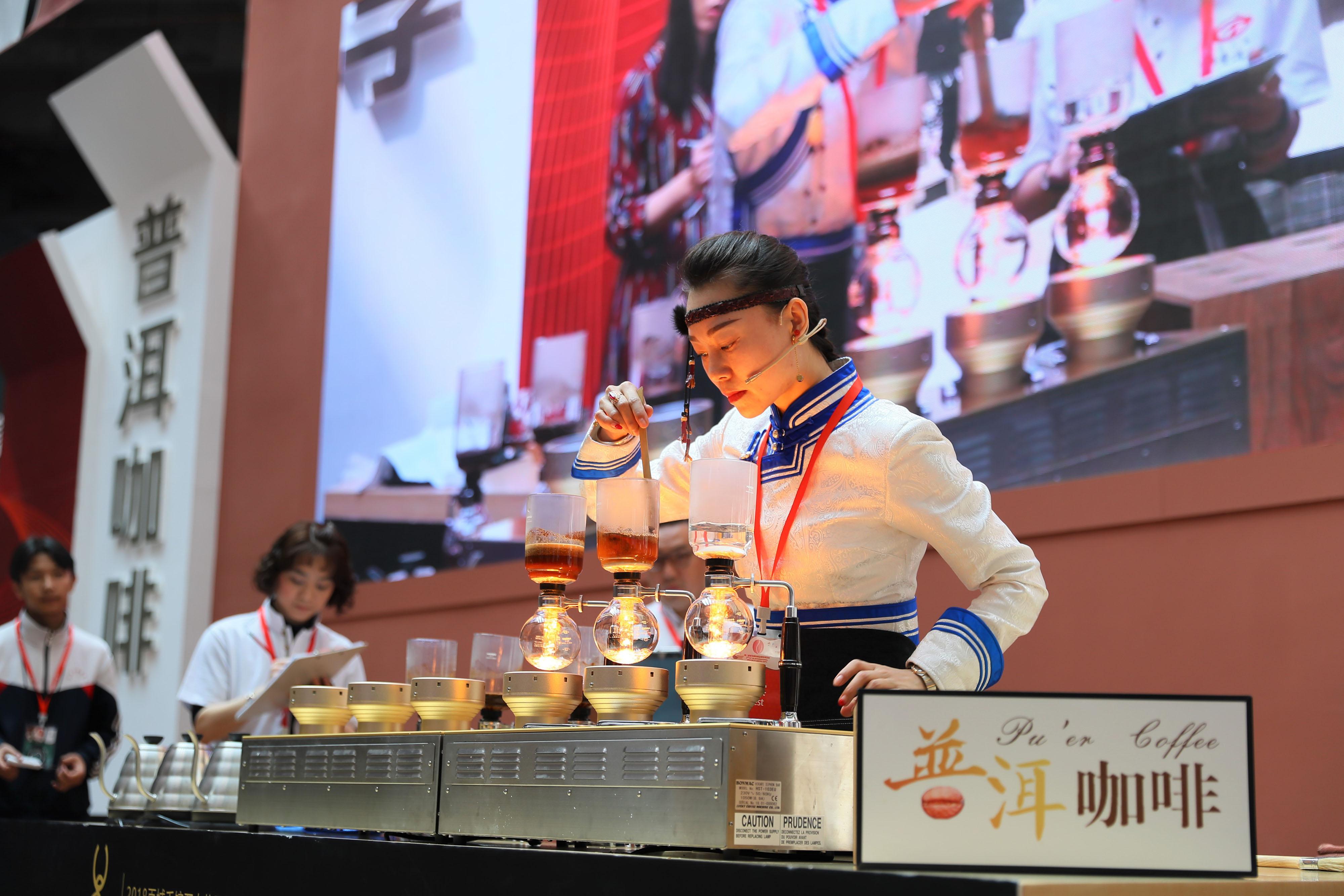 雲南省が日本の高級コーヒーの新たな供給地に SCAJ専務理事・上島氏