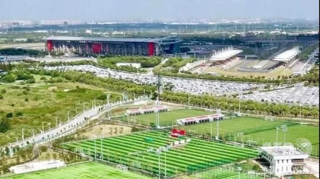 上海に「体育・サッカー公園」誕生 長江デルタ地域のスポーツ拠点に