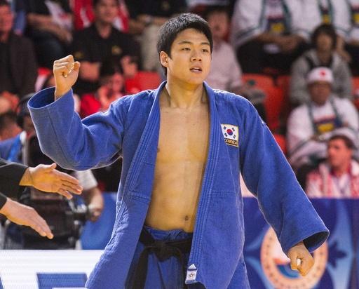 男子90キロ級は韓国の郭が優勝、ベイカーは銅 世界柔道
