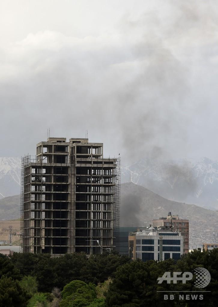 タリバン、米出資の援助団体を襲撃 アフガン首都、5人死亡