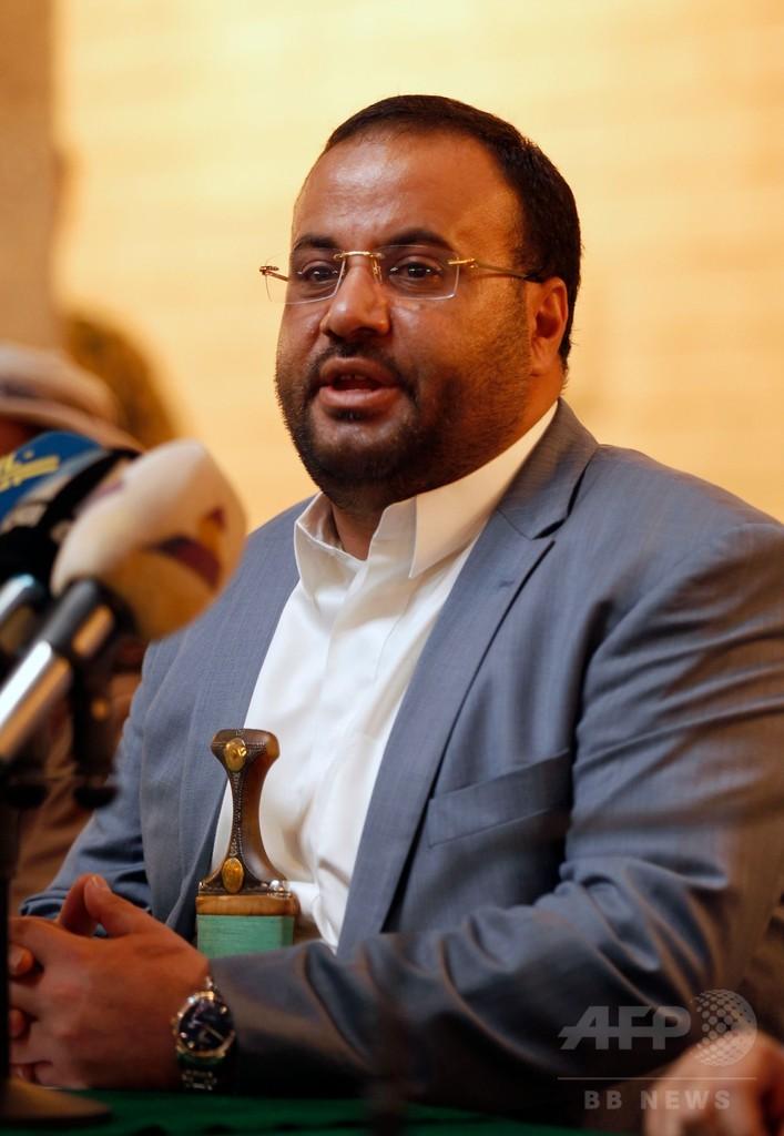 イエメンのフーシ派、空爆で政治指導者死亡 サウジ連合軍を非難