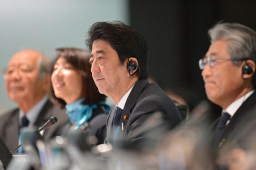 IOCが東京視察を開始、安倍首相がアピール