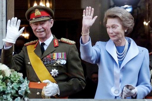 ルクセンブルクのジャン前大公が死去、98歳