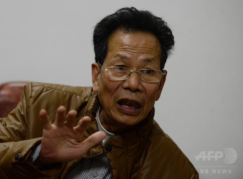 抗議の象徴・中国烏坎村、村民9人収監が明るみに