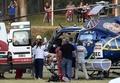 ダカールラリーで観衆を巻き込む事故、少なくとも10人が負傷か