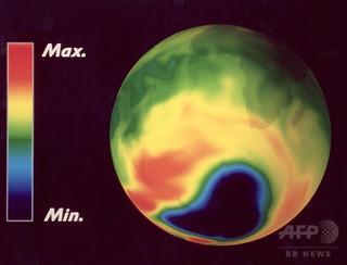 オゾン層破壊物質の放出が増加、「モントリオール議定書」違反か