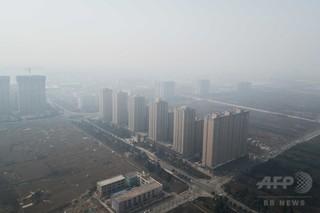 オゾン層破壊するフロン類、中国企業が違法に使用 NGO報告