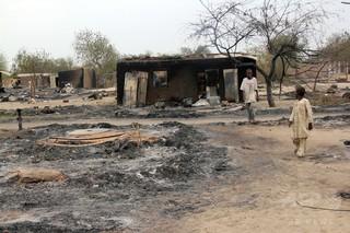 ナイジェリアで少女の自爆相次ぐ、ボコ・ハラムが強制か
