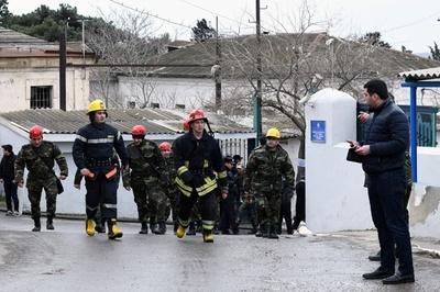 薬物依存症リハビリ施設で火災、24人死亡 アゼルバイジャン