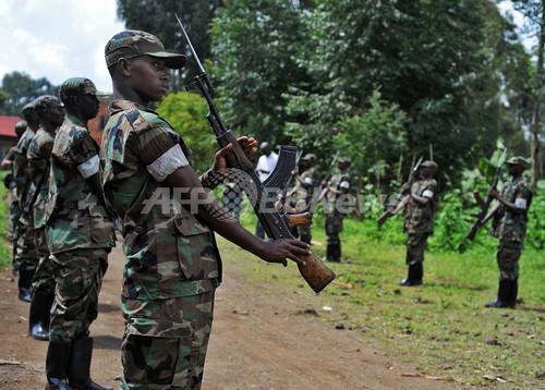 泥沼化するコンゴ紛争、仏 ...