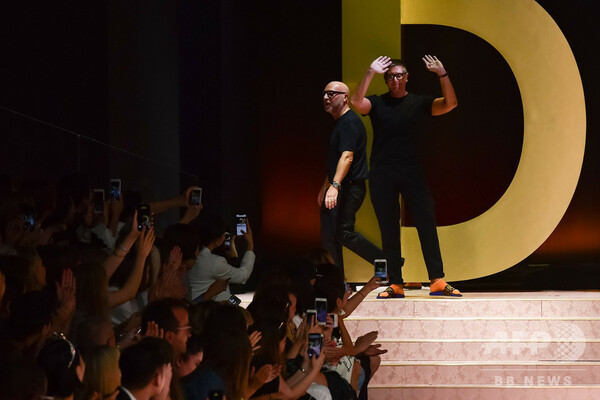 ドルガバが上海でのショー中止 インスタ投稿への差別批判広がる