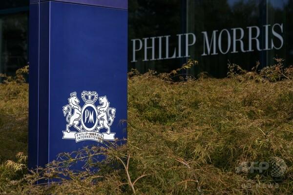 米フィリップ・モリス、将来は紙巻きたばこから撤退へ CEOが意向