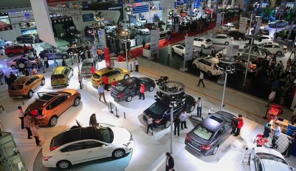 7月の中国自動車販売0.4%減 在庫は5か月連続上昇