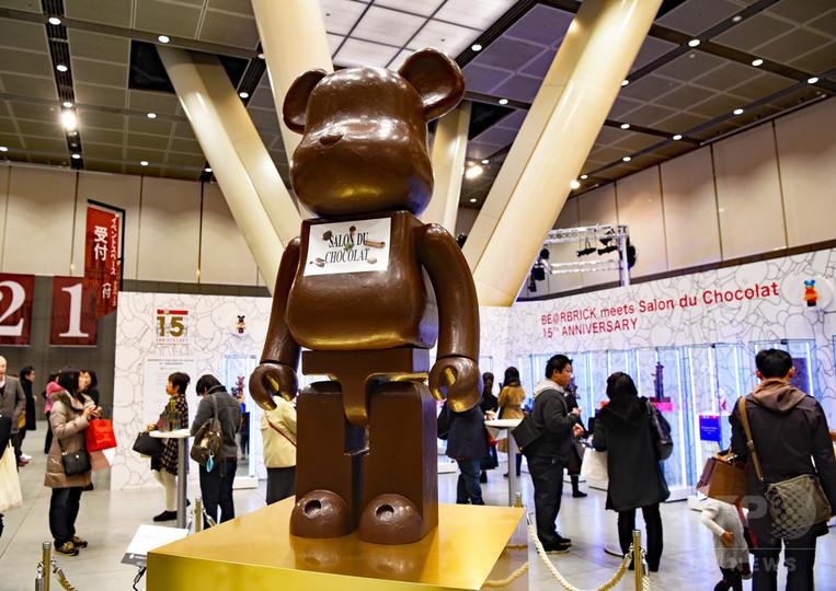 人気ショコラトリーが集結「サロン・デュ・ショコラ2017」5日まで