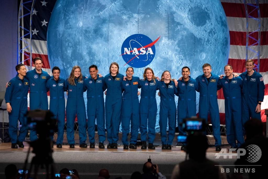 NASA、宇宙飛行士候補生の公開卒業式を開催