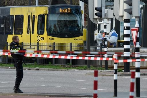 オランダ銃撃、容疑者を逮捕 死者3人