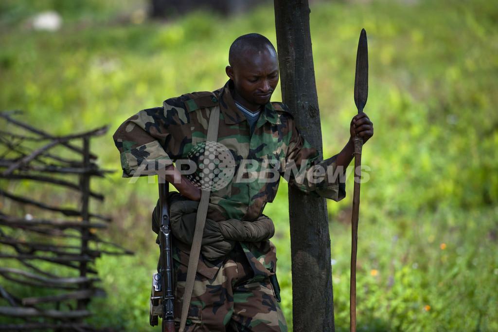 コンゴ反政府勢力、東部主要都市ゴマに迫る