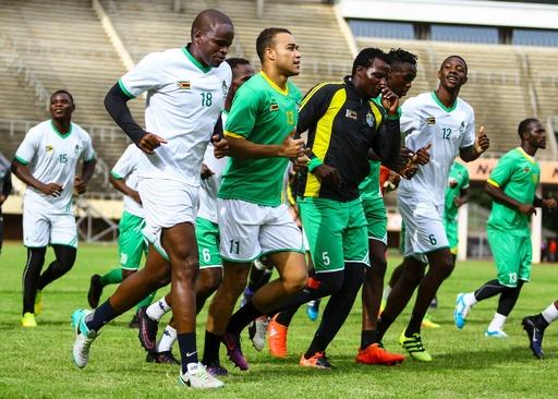 ジンバブエ代表がネーションズカップ出場を拒否か、手当めぐり協会と対立