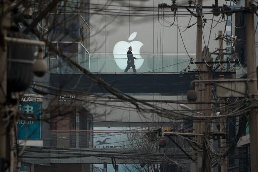 アップルが中国消費者に謝罪声明、批判報道受け