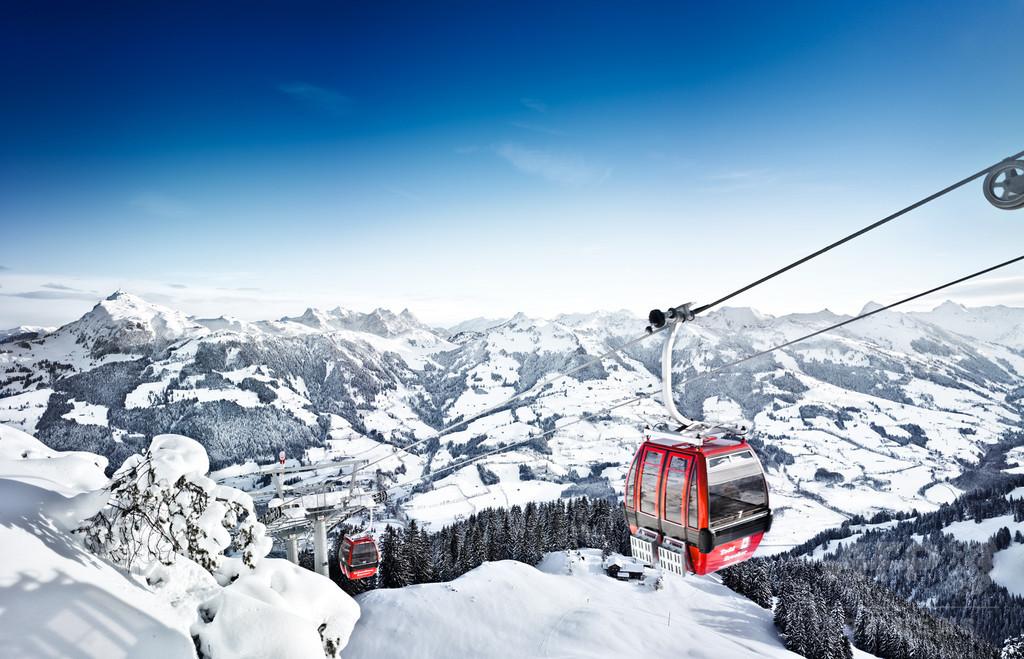 15年世界最高のスキーリゾート、オーストリアのキッツビューエル