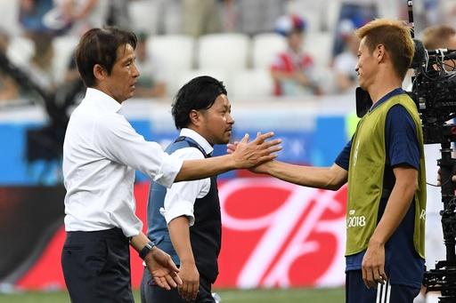 【写真特集】グループ2位でW杯16強入り、日本対ポーランド