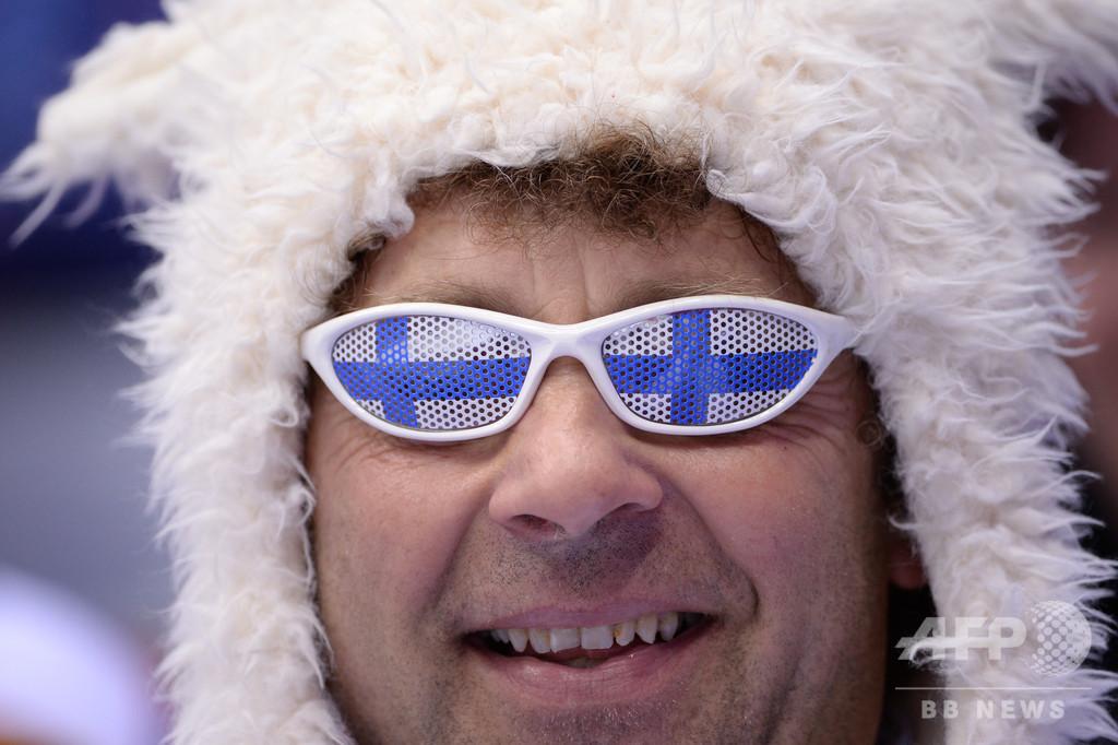 国連の世界幸福度ランキング、1位は3年連続でフィンランド 日本は62位