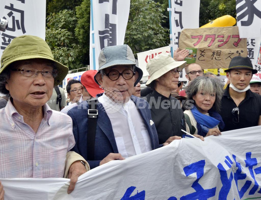 都内で大規模な反原発集会、震災後最大級のデモ