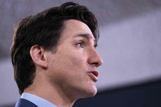 カナダ首相、大手企業訴追への不正介入を否定