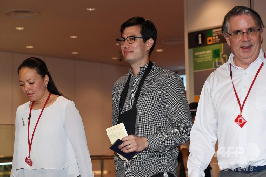 北朝鮮メディア、拘束されていた豪男性はスパイ活動に従事と報道