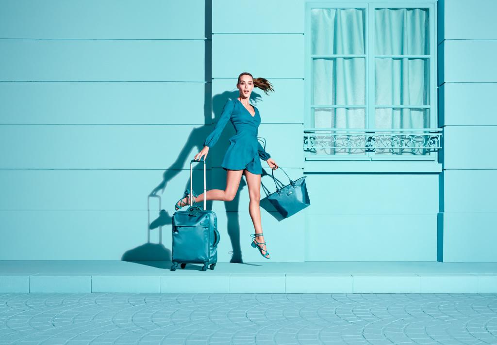 フランス・パリ発「リポー」のカラフルバッグが上陸日常から旅先までどんなシーンにも彩りを!