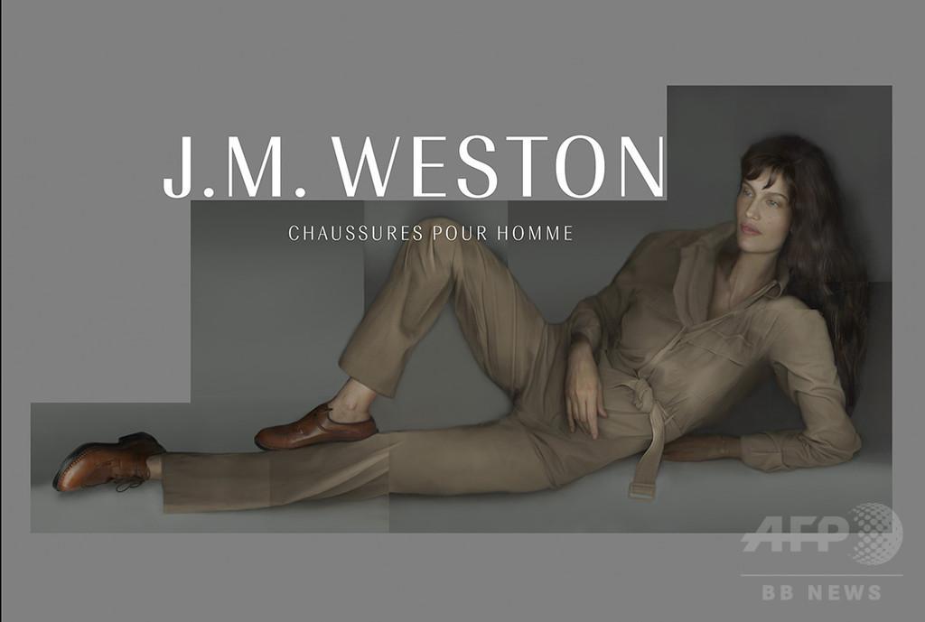 「J.M. WESTON」オリヴィエ・サイヤールによる新キャンペーンビジュアル公開