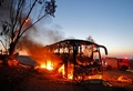 ハマス、イスラエルとの停戦発表 ガザ大規模衝突