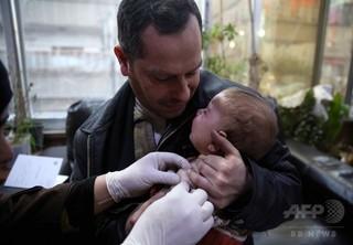 ワクチン未接種の乳幼児、2016年は10人に1人 WHO