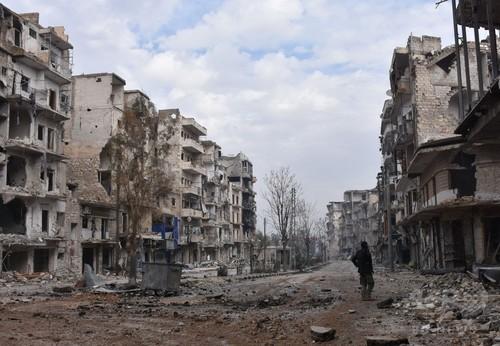ロシア・トルコのシリア停戦合意、正式発表なく情勢不透明