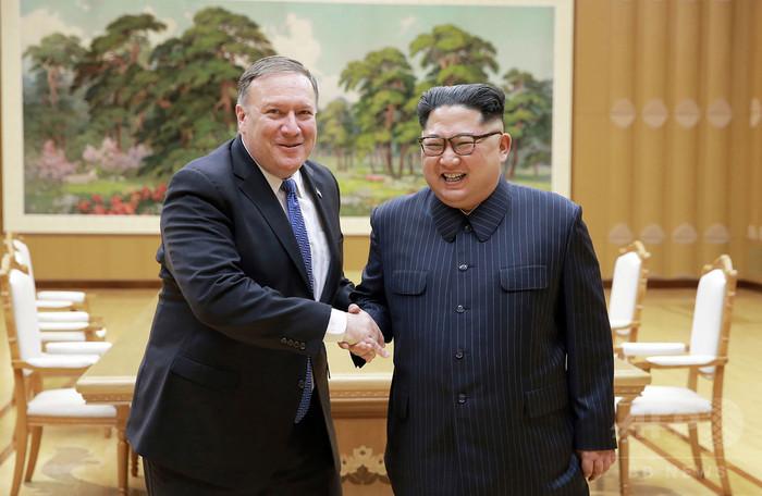 「北に安全保障提供」米国務長官、非核化の見返りに言及