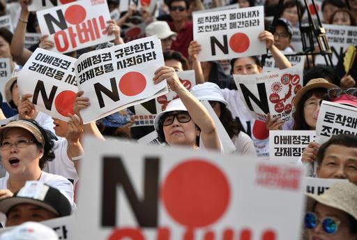 韓国、日本を輸出管理上の優遇対象国から除外へ 9月から
