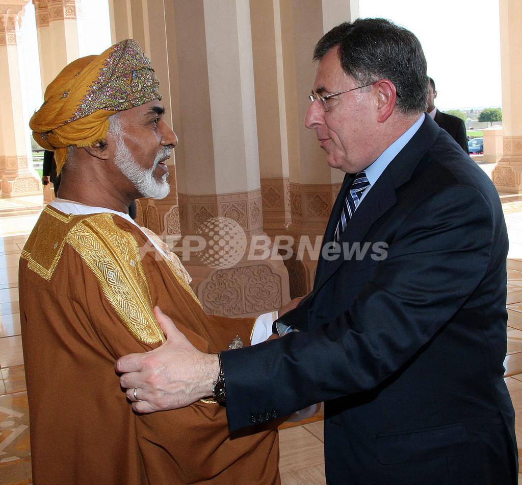 レバノン首相、アラブ諸国を歴訪 - オマーン