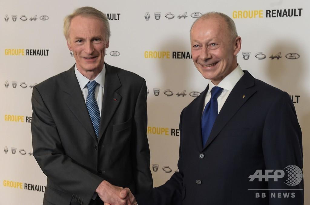 仏ルノー、新経営陣を発表 日産も「新たな章」に期待
