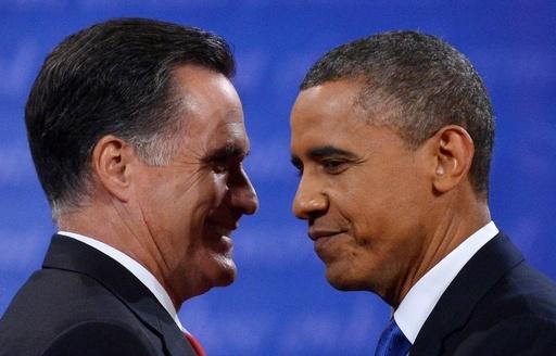 外交政策でオバマ氏が攻勢、米大統領選第3回テレビ討論
