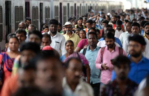 世界人口、2050年には97億人に 国連予測