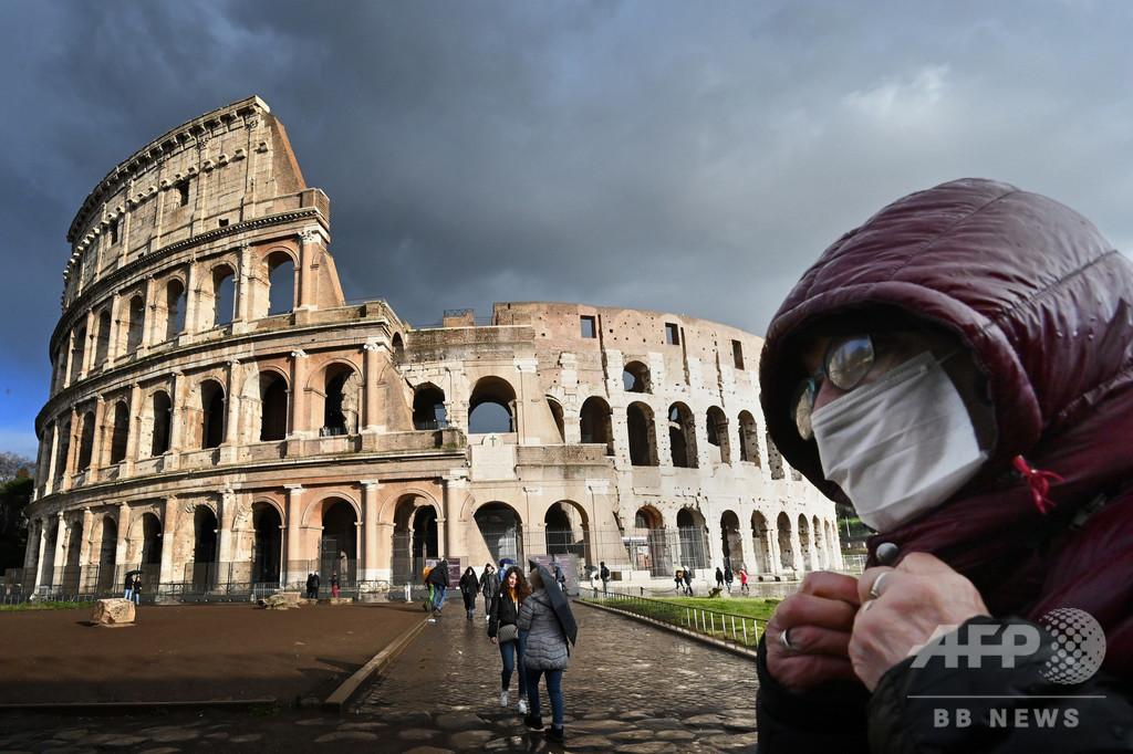 新型コロナ、パンデミックの恐れ「非常に現実的」 WHO