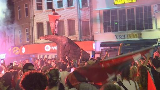 動画:イスタンブール再市長選 野党候補の当選確実 政権に打撃