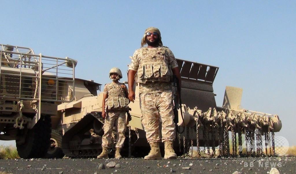 UAE、イエメン駐留部隊を縮小 「和平第一」へ戦略転換