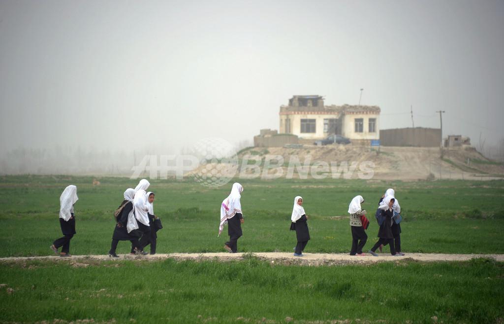 アフガン15歳少女、喉切られ殺される 結婚断られた腹いせか