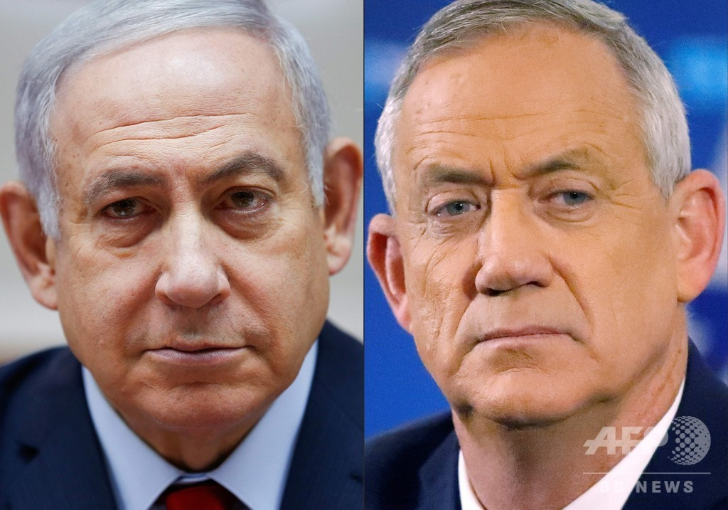 イスラエル総選挙、与野党伯仲 連立の見通し不透明に