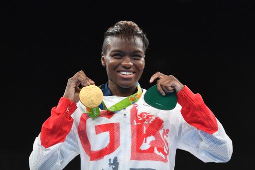 女子ボクシング初の五輪金メダリスト、失明の恐れを理由に現役引退